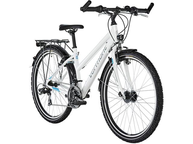 Vermont Chester Juniorcykel hvid | City-cykler